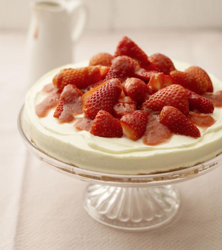 cheesecake-con-frutilla