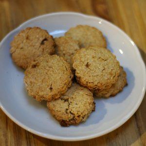 cookies-de-avena-con-harina-integral-y-miel