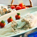 pescado-con-salsa-de-champiñones