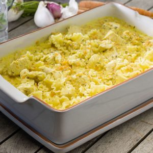 pollo-con-pasta-a-la-mostaza