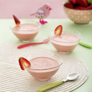 postre-de-frutillas-con-yogurt
