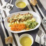 crema-de-verduras-pollo-con-salsa-suprema