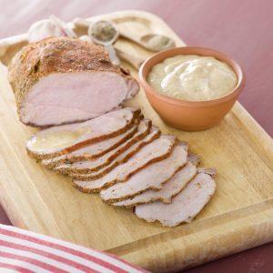 lomo-de-cerdo-con-mayonesa-de-chimichurri