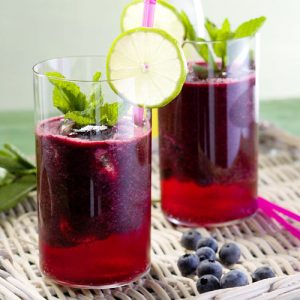 mojito-de-arandanos-sin-alcohol