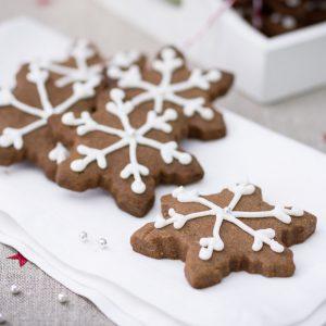 galletas de cacao, canela