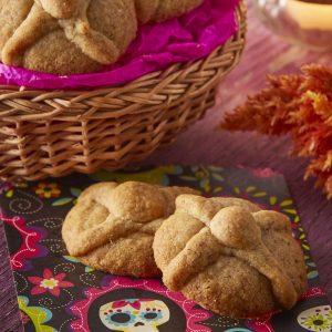 galletas del dia de muertos