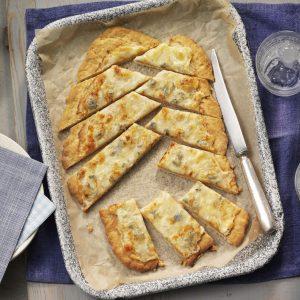 Pan de 4 quesos