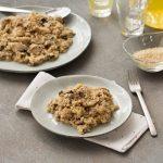 Risotto de quinoa y hongos