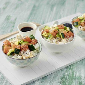 Ensalada de sushi H 5-hpr