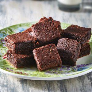 Brownies sin gluten-scr