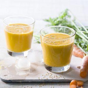Gazpacho de zanahorias H-scr